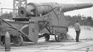 35,5_cm gun at the Dragör Fort
