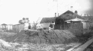 The Barakke Battery at Saltholm