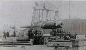 Kalkbraenderi_Battery_35.5being mounted 1885
