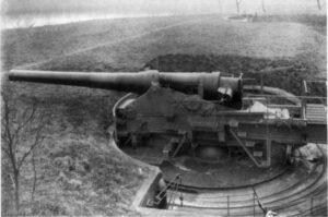 30.5 cm. gun