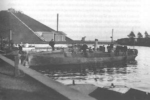 Motor Torpedo boats at the Lynetten