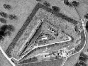 The Taarbaek Fort 1955